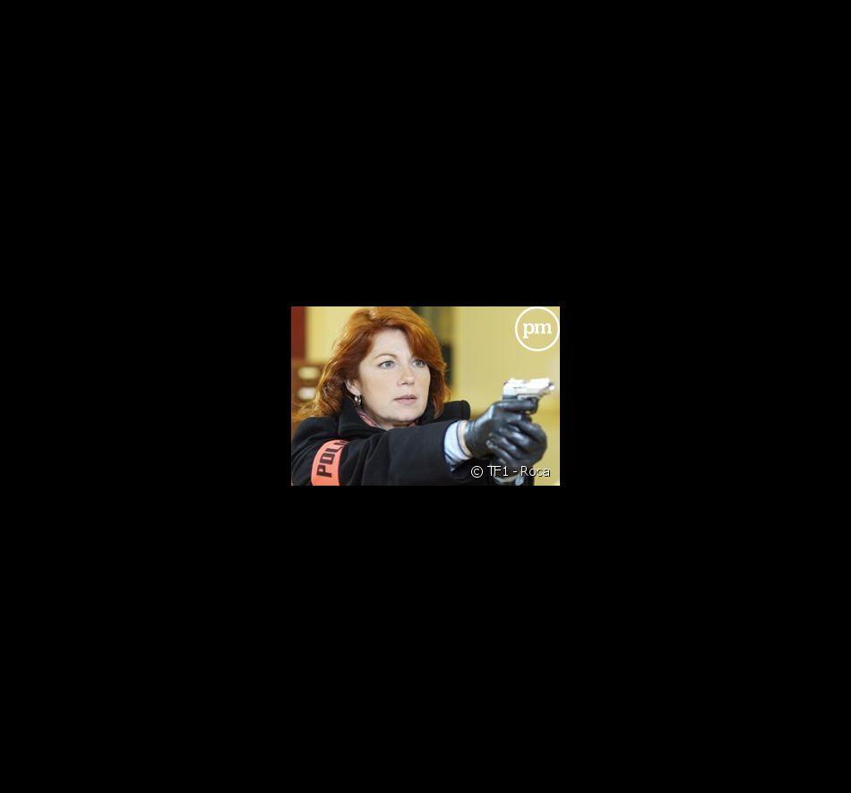 """Véronique Genest est """"Julie Lescaut"""" sur TF1"""