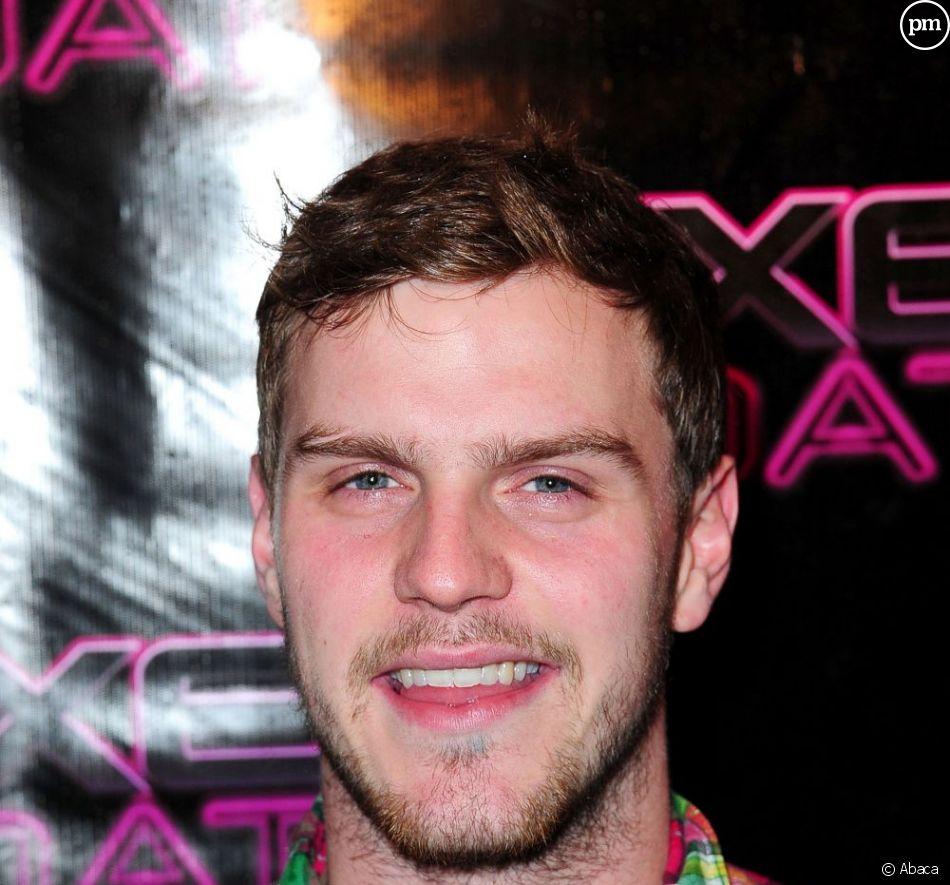 """Matthew Raymond-Barker, vainqueur de l'édition française de """"X-Factor"""" en 2011.<br />"""