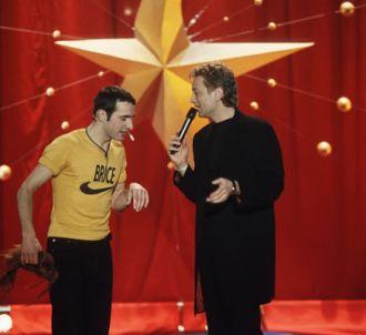 Laurent Boyer et Thierry Ardisson créent en 1996 'Graines...