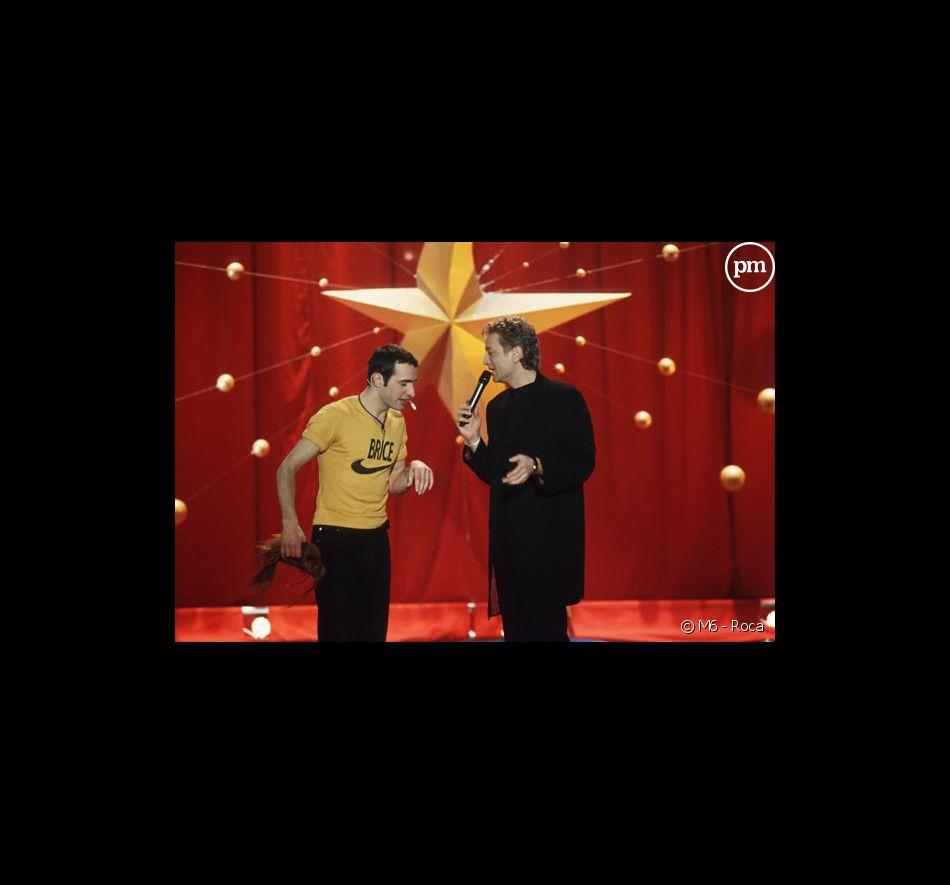 """Laurent Boyer et Thierry Ardisson créent en 1996 """"Graines de star"""""""