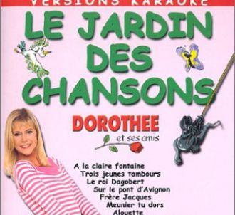 Jaquette DVD : Dorothée : Le jardin des chansons en...