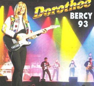 Pochette : dorothée bercy 93