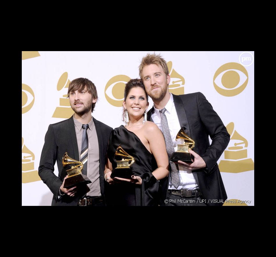 Lady Antebellum aux Grammy Awards 2010