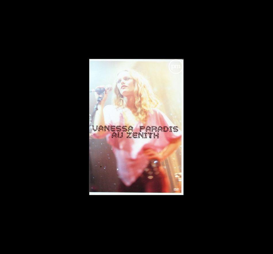 Jaquette DVD : Vanessa Paradis : Au Zénith