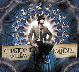 CD audio  Christophe Willem : Inventaire