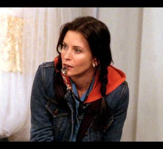 Courteney Cox Arquette dans 'Friends'