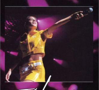 Jaquette DVD : Alizée en concert