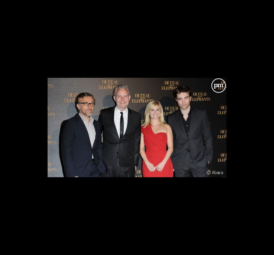 Francis Lawrence, Reese Witherspoon et Robert Pattinson