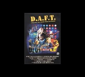 DVD  Daft Punk : D.A.F.T. - A Story About Dogs, Androids,...