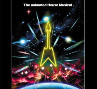Jaquette DVD : Daft Punk : Interstella 5555