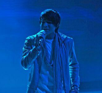 Adam Lambert sur le plateau d American Idol