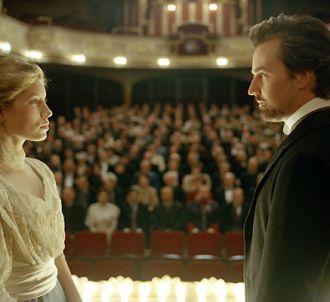 Jessica Biel et Edward Norton dans 'L'Illusionniste'.
