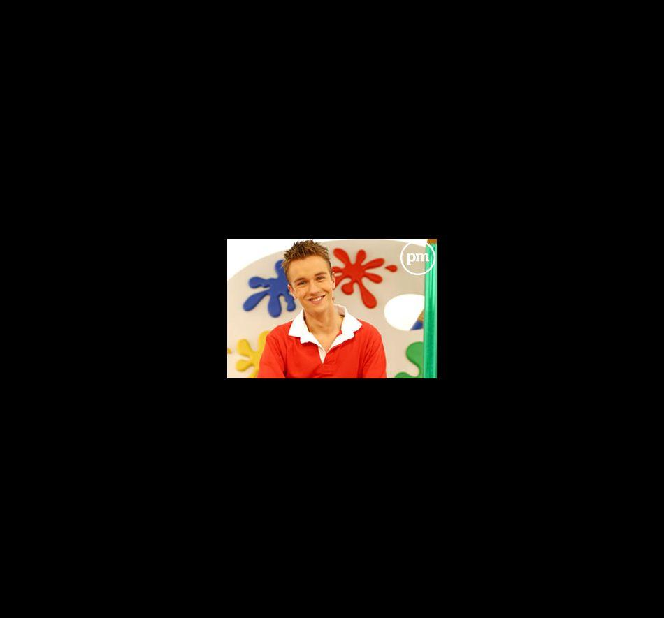 "Cyril Féraud anime ""Art attack"" sur Disney Channel"