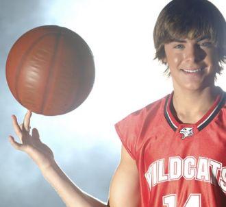 Zac Efron dans 'High School Musical'