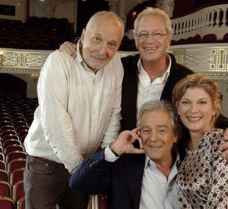'Faison un rêve' sur France 2 : Francois Berleand,...