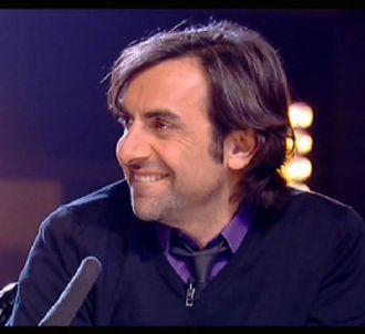 André Manoukian, juré dans Nouvelle Star 2008.