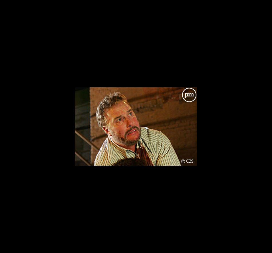 """William Petersen est Gil Grissom dans """"Les Experts"""""""