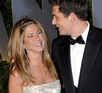 John Mayer et Jennifer Aniston