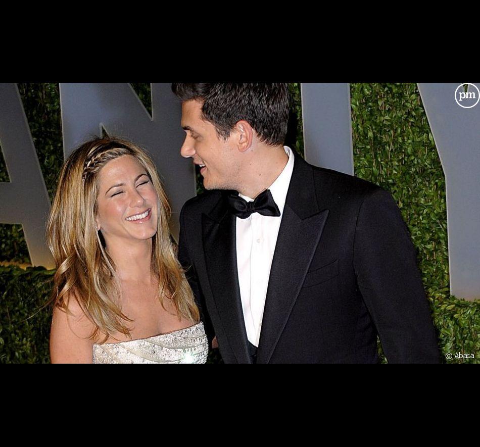 John Mayer et Jennifer Aniston