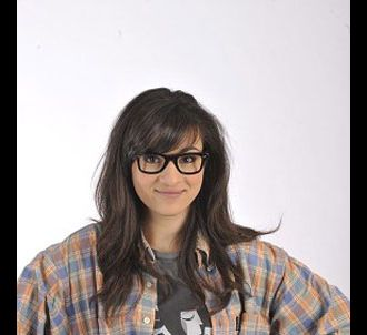 Camélia, candidate en 2009 de 'Nouvelle Star'
