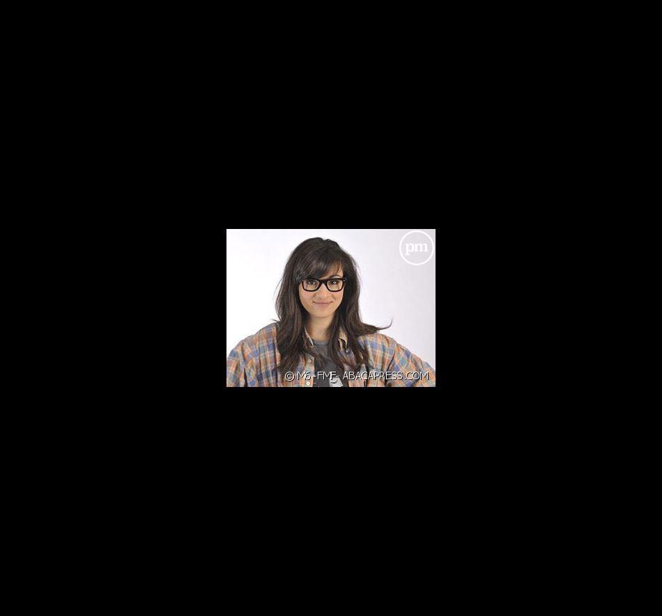 """Camélia-Jordana, candidat en 2009 de """"Nouvelle Star"""""""