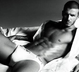 David Beckham pour Armani