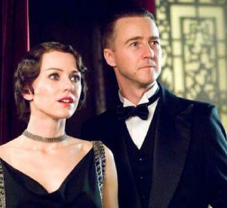 Edward Norton et Naomi Watts dans 'Le Voile des illusions'.