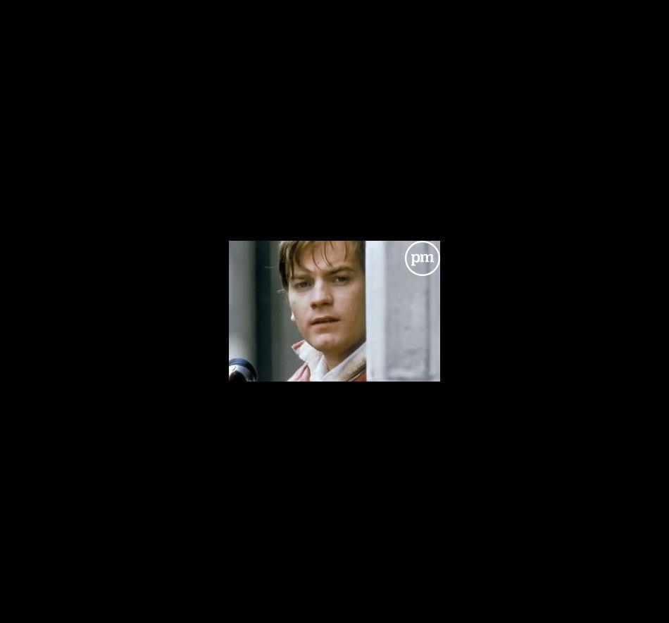 """Ewan McGregor dans """"Le voyeur"""""""