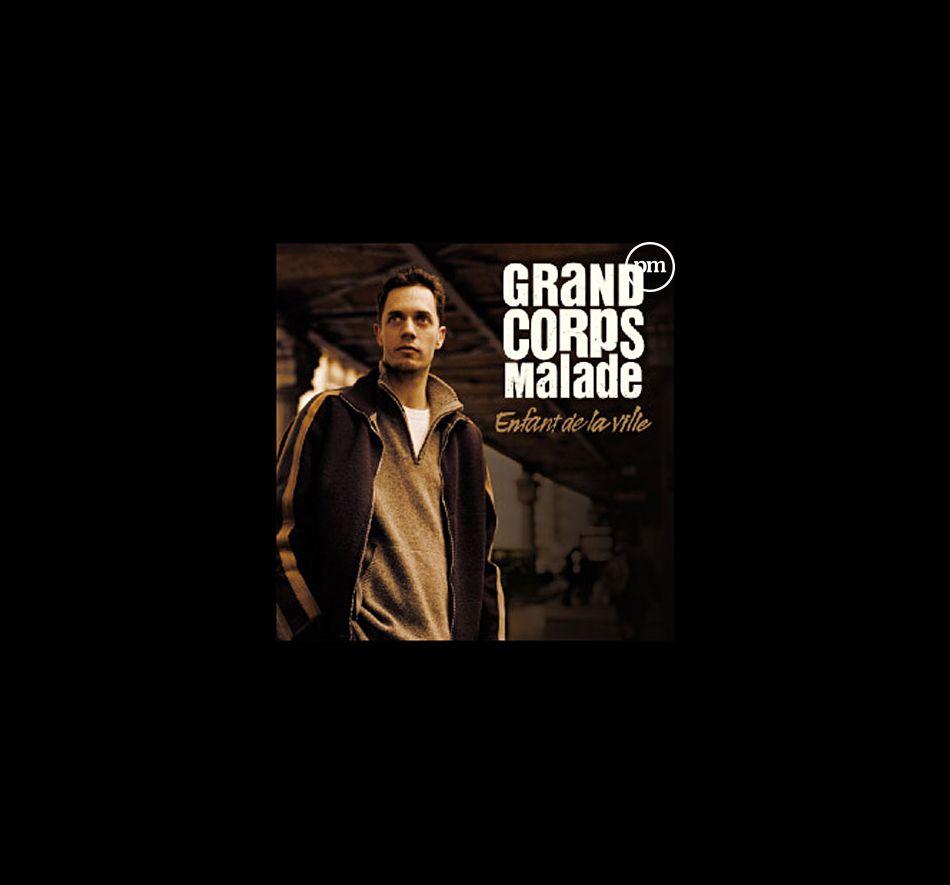 CD audio  Grand Corps Malade : Enfant de la ville