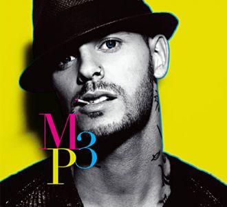 CD audio  M. Pokora : MP3 - Edition limitée
