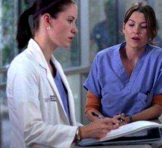 Chyler Leigh et Ellen Pompeo sont Lexi et Meredith Grey...