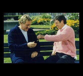 Gérard Depardieu et Daniel Auteuil dans 'Le placard'