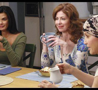 Teri Hatcher, Dana Delany et Felicity Huffman dans...