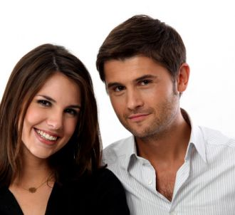 Christophe Beaugrand et Emilie Besse, aux commandes de...