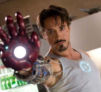 Robert Downey, Jr. dans 'Iron Man'