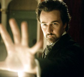 Edward Norton dans 'L'Illusionniste'.