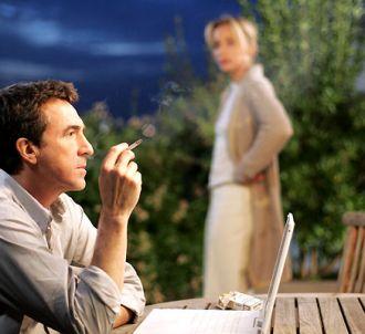 François Cluzet et Kristin Scott Thomas dans 'Ne le dis à...