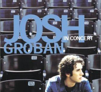 Jaquette DVD : Josh Groban in concert