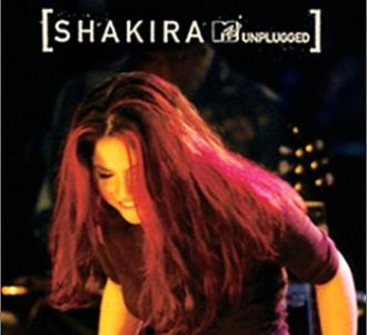 Jaquette DVD : Shakira : MTV unplugged
