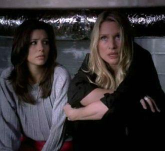 Eva Longoria et Nicollette Sheridan dans 'Desperate...