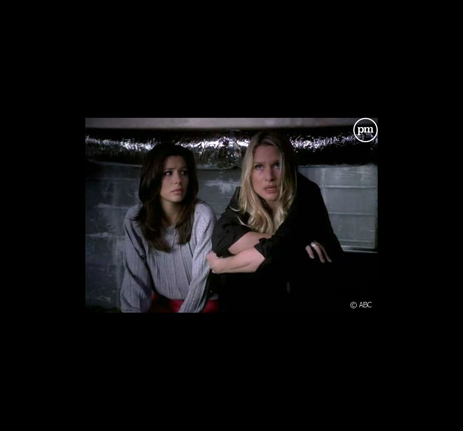 "Eva Longoria et Nicollette Sheridan dans ""Desperate Housewives"""