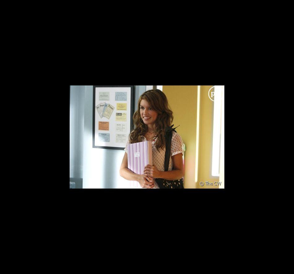 "Shenae Grimes est Annie Wilson dans ""90210"""