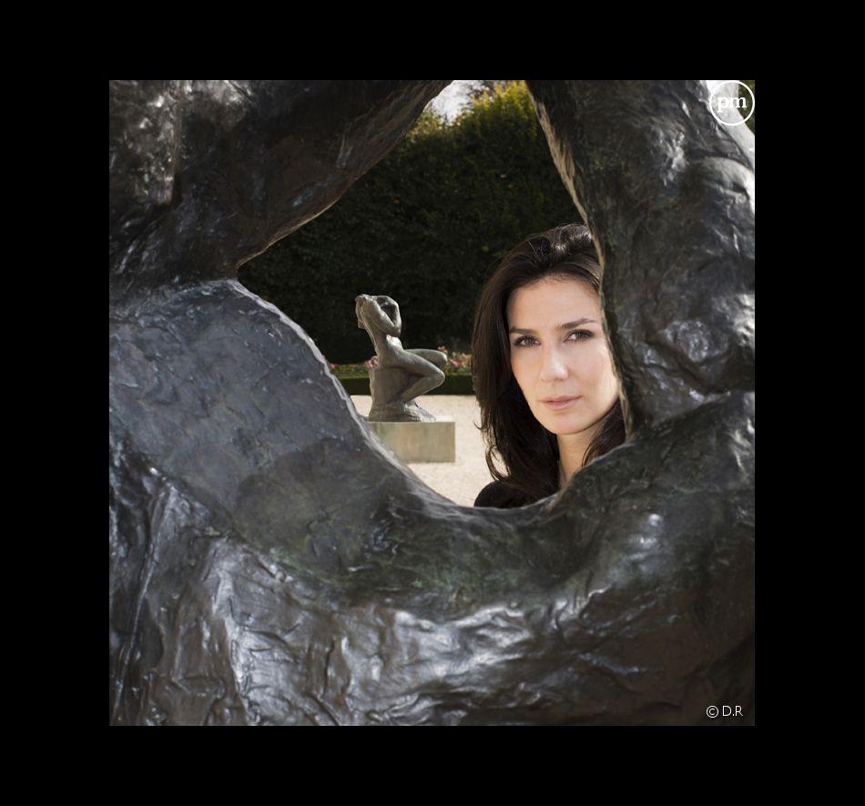 Marie Drucker évoque ses visites au musée Rodin