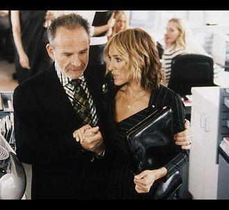 Ron Rifkin et Sarah Jessica Parker dans 'Sex & the City'