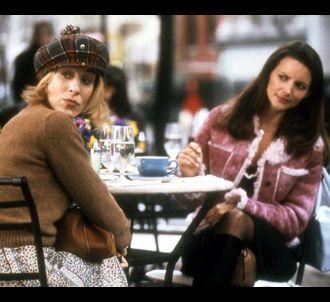 Sarah Jessica Parker et Kristin Davis dans 'Sex & the City'