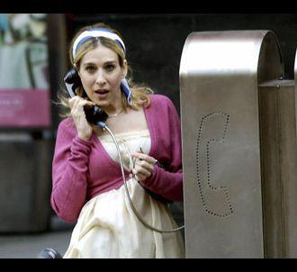 Sarah Jessica Parker dans 'Sex & the City'