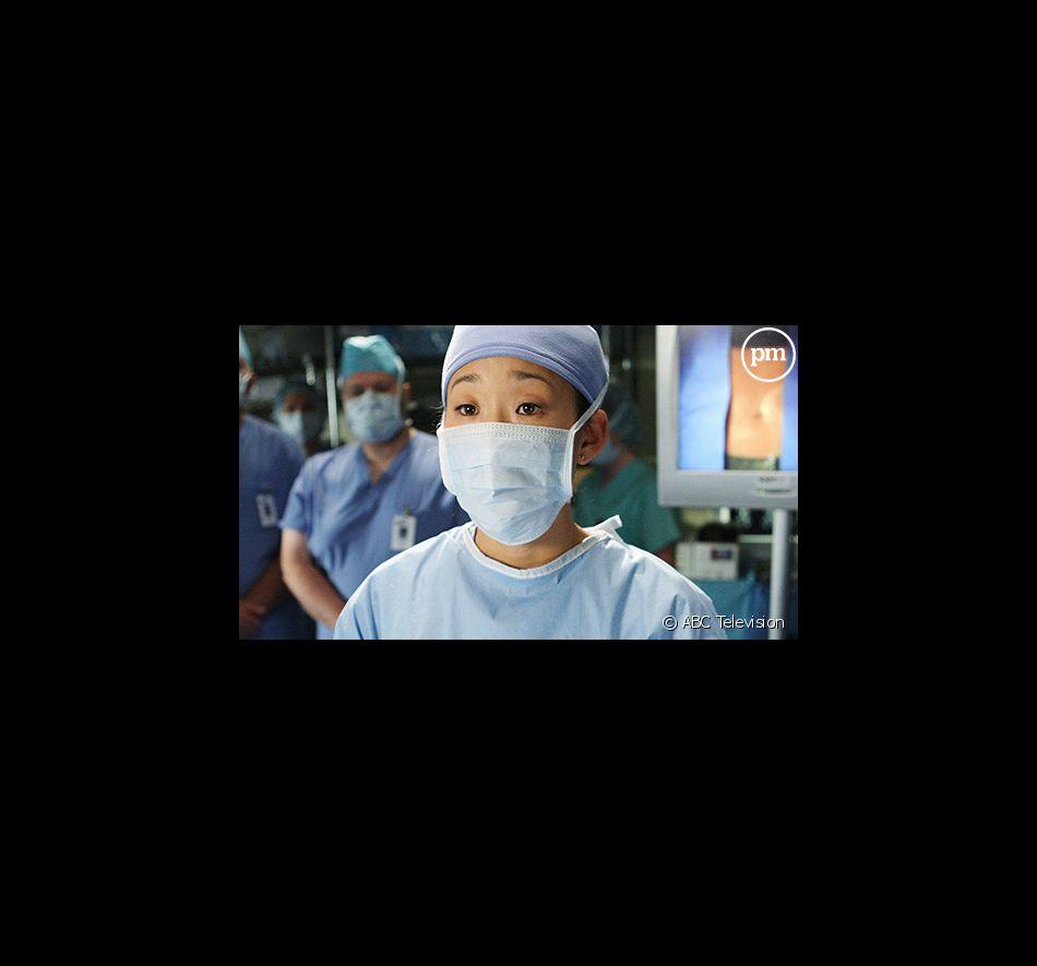 """Sandra Oh dans """"Grey's Anatomy"""""""