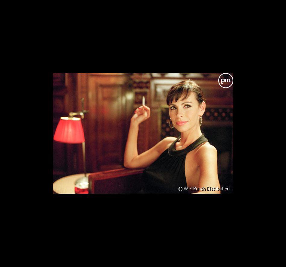 "Mathilda May dans ""La Fille coupée en deux"""