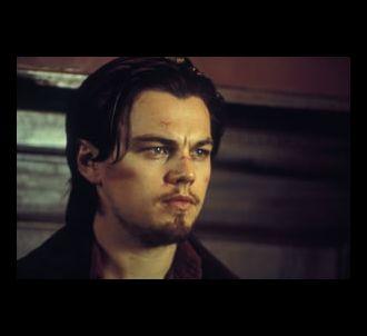 Leonardo DiCaprio dans 'Gangs of New York'.