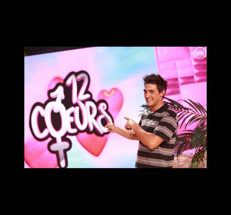 """Jean-Pascal Lacoste présente """"12 Coeurs"""" sur NRJ12"""